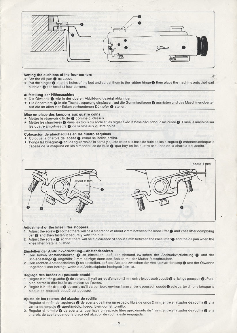 needlefeed company brother db2 b791 b7910 instruction manual rh needlefeed com Brother Industries Philippines Brother Industries Ltd. Japan
